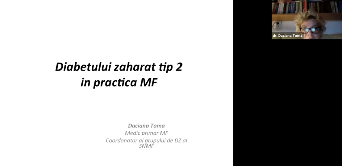 Diabetul zaharat tip 2 in practica MF