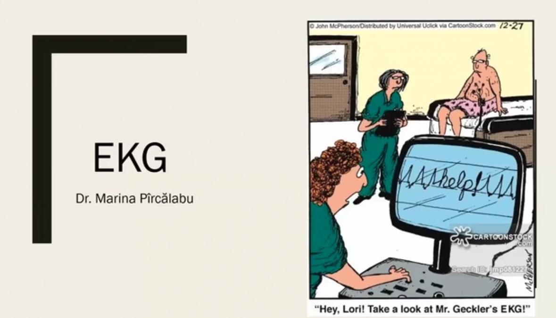 EKG – Partea 2