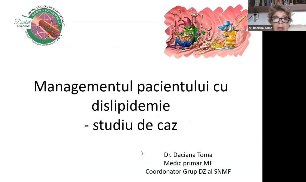 Managementul pacientului cu dislepidemie