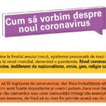 Cum sa vorbim despre noul coronavirus (sfaturi pentru parinti)