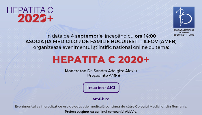 HEPATITA C 2020+