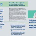 Informare privind antibioticele