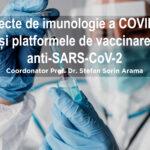 Aspecte de imunologie a COVID-19 și platformele de vaccinare anti-SARS-CoV-2
